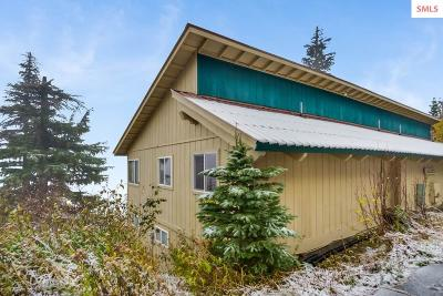 Mountainside, Schweitzer Condo/Townhouse For Sale: 197 Mogul Hill