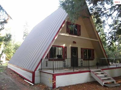Sandpoint Single Family Home For Sale: 315 Grouse Road