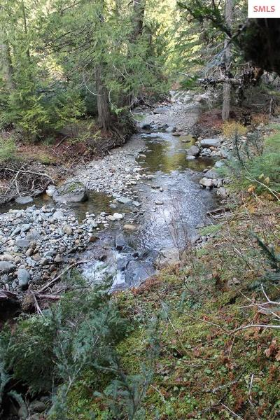 Sandpoint Residential Lots & Land For Sale: Nka Grouse Creek ( 40 Acres ) Fs #280