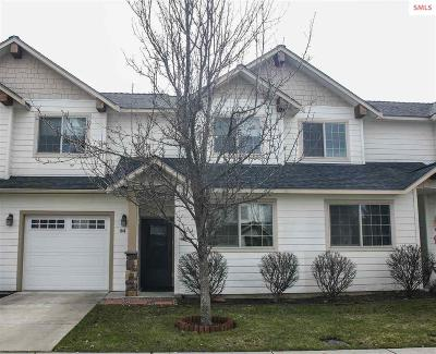 Coeur D'alene Condo/Townhouse For Sale: 1144 W Willow Lake Loop