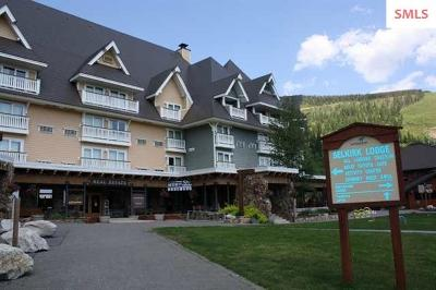 Sandpoint Condo/Townhouse For Sale: 10000 Schweitzer Mtn Road #321/323