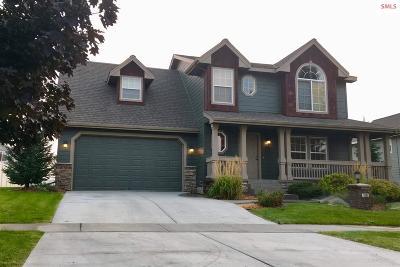 Post Falls Single Family Home For Sale: 3902 N Alfalfa Loop