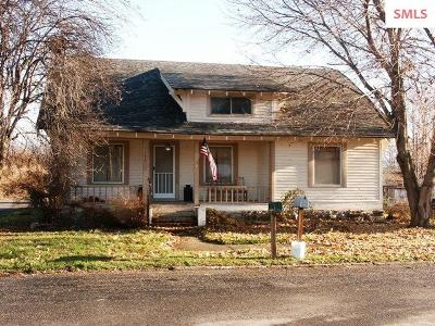 Bonners Ferry Single Family Home For Sale: 7193 Oak