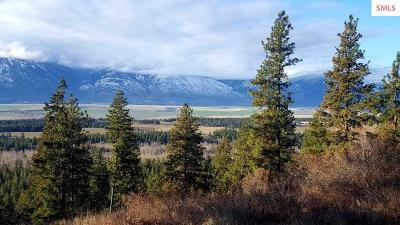 Bonners Ferry Residential Lots & Land For Sale: 324 Spring Hill Rd