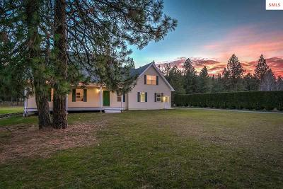 Post Falls Single Family Home For Sale: 16430 W Riverview Dr