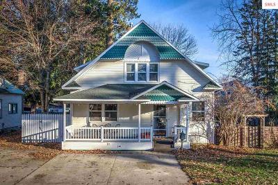 Sandpoint Single Family Home For Sale: 431 Huron Ave