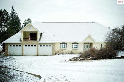 sagle Single Family Home For Sale: 787 Comeback Bay Ln