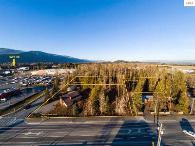 Bonner County Residential Lots & Land For Sale: 810 Kootenai Cutoff