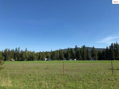 Priest River Residential Lots & Land For Sale: Nna Cottonwood Lane