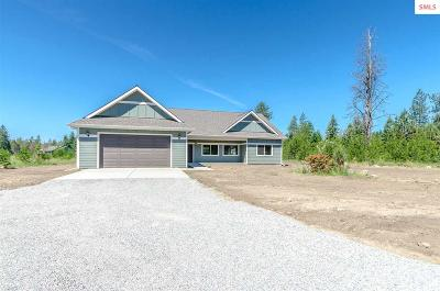 Rathdrum Single Family Home For Sale: L19b2 Bellsway Drive
