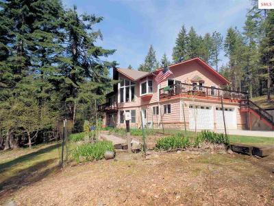Sagle Single Family Home For Sale: 168 Elliot's Lane