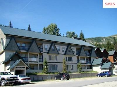 Sandpoint Condo/Townhouse For Sale: 461 NW Passage