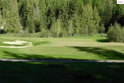 Sandpoint Residential Lots & Land For Sale: A-7 S Idaho Club Drive