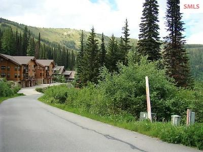 Mountainside, Schweitzer Residential Lots & Land For Sale: Nna NW Crystal Springs Rd, Lot 8