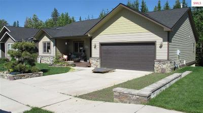 Sandpoint Single Family Home For Sale: 1209 Honeysuckle