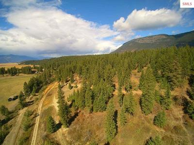 Bonners Ferry Residential Lots & Land For Sale: 3057 Farm To Market Road