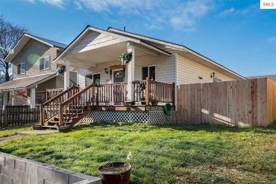 Newport WA Single Family Home For Sale: $145,000