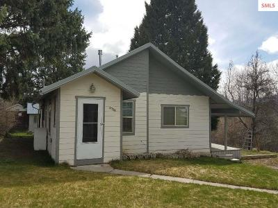 Bonners Ferry Single Family Home For Sale: 6736 Comanche St.