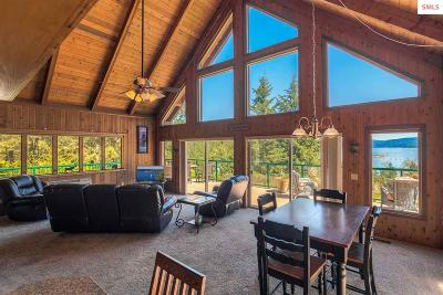 Coeur D'alene Single Family Home For Sale: 2740 W Summer Mill Ln