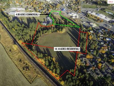 Bonners Ferry Residential Lots & Land For Sale: Nna Solomon St. And Augusta St.