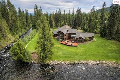 Priest Lake Single Family Home For Sale: 500 Heavenly Lane