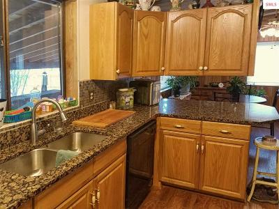 Clark Fork ID Single Family Home For Sale: $190,000