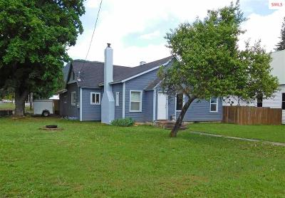 Clark Fork ID Single Family Home For Sale: $173,500