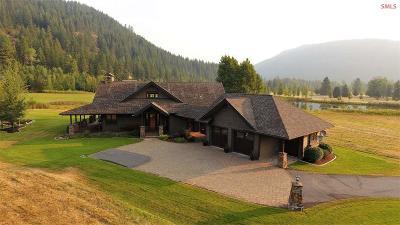 Sandpoint Single Family Home For Sale: 28 Alpenrose Lane