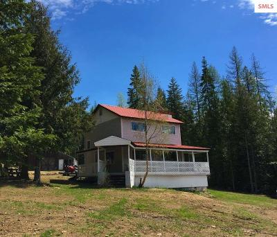 Sandpoint Single Family Home For Sale: 721 Spirit Wolf Trail
