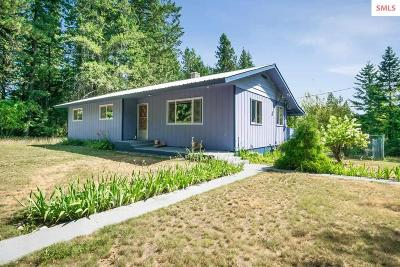 Sandpoint Single Family Home For Sale: 515 Woodland Dr.
