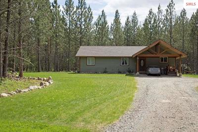 Bonners Ferry Single Family Home For Sale: 810 Roosevelt Rd