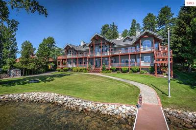 Sandpoint Single Family Home For Sale: 362 Ponder Point Drive