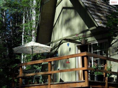 Sandpoint Single Family Home For Sale: 3897 Upper Gold Creek