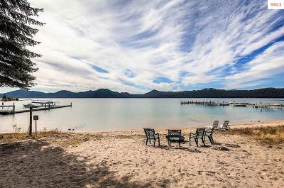 Priest Lake Single Family Home For Sale: 416 Steamboat Bay Pl.