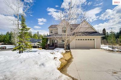 Sandpoint Single Family Home For Sale: 244 Sweetgrass Lane