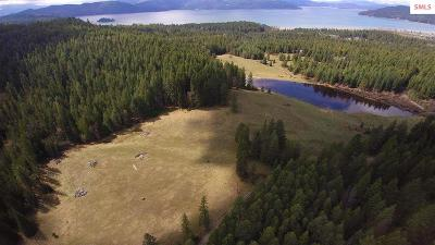 Sandpoint Residential Lots & Land For Sale: Nka Sunnyside Road (160 Acres)