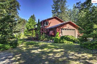 Sandpoint Single Family Home For Sale: 170 Snug Harbor