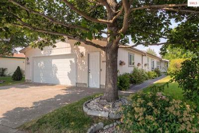 Hayden Single Family Home For Sale: 2061 W Bounty