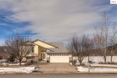 Coeur D'alene Single Family Home For Sale: 4377 N Deerfield