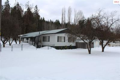 Oldtown Single Family Home For Sale: 625 E Valley St. S.