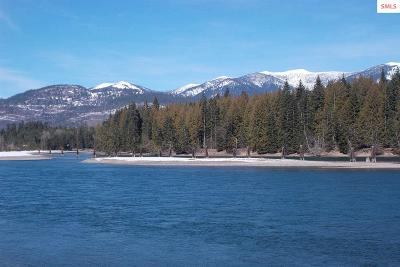 Clark Fork Residential Lots & Land For Sale: Lots 4 & 5 Derr Island Road