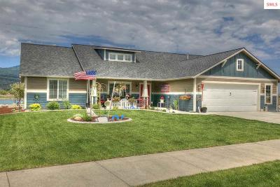 Rathdrum Single Family Home For Sale: 14341 N Pristine Circle