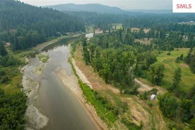 Priest River Residential Lots & Land For Sale: Nna Mud Gulch