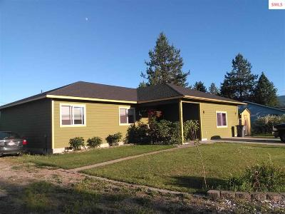 Priest River Single Family Home For Sale: 869 N 4th
