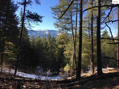 Priest River Residential Lots & Land For Sale: Nna W Settlement Rd