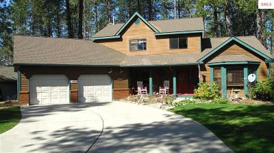 Sandpoint Single Family Home For Sale: 324 Remington Ct