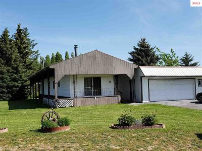 Sandpoint ID Single Family Home For Sale: $165,000