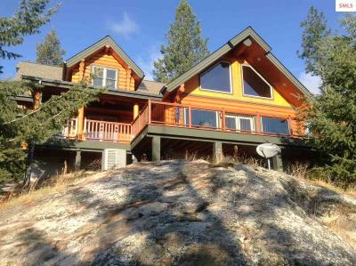 Sandpoint Single Family Home For Sale: 917 Granite Ridge Dr