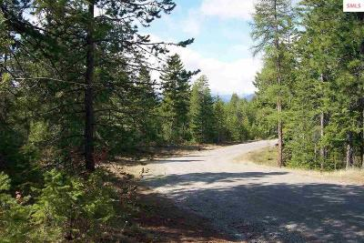 Bonners Ferry Residential Lots & Land For Sale: Lot 8 Heavenly Dr