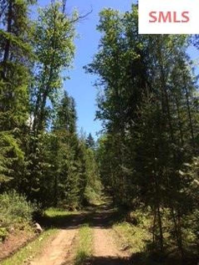 Sandpoint Residential Lots & Land For Sale: Nna Spirit Wolf Trail